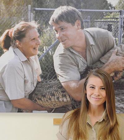 Família do 'Caçador de Crocodilos' ajudou 90 mil animais vítimas do incêndio na Austrália