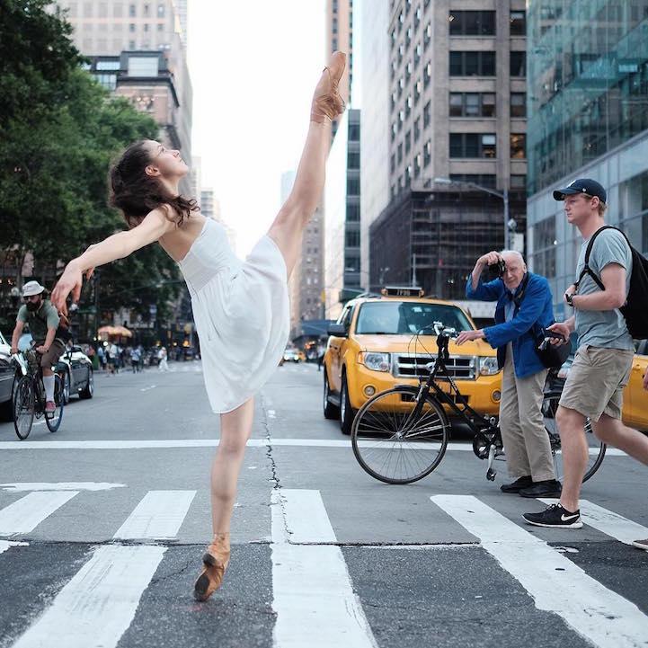 balé em Nova York 3