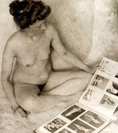O mundo secreto das profissionais do sexo do século 19 registrado em fotografias