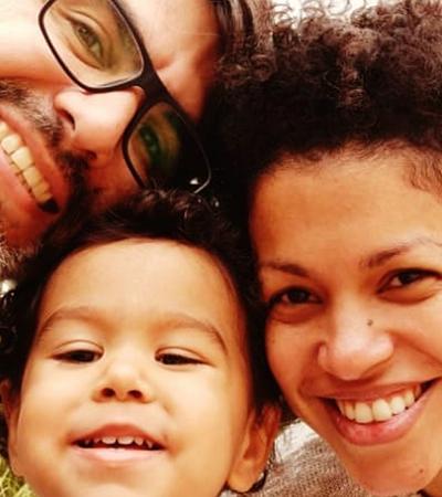 Cinthya Rachel, ex-'Castelo Rá-Tim-Bum', desabafa sobre maternidade real: 'Quem eu era antes'