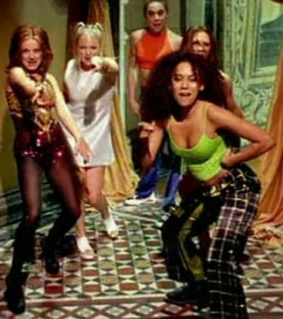 Spice Girls e Elton John: clipes icônicos remasterizados em 4K