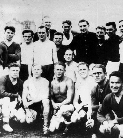 A história do goleiro que montou time de padeiros e venceu nazistas na 2ª Guerra