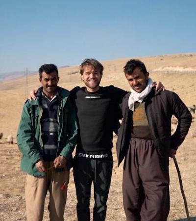 Fotos mostram Iraque diferente das guerras que você vê na televisão