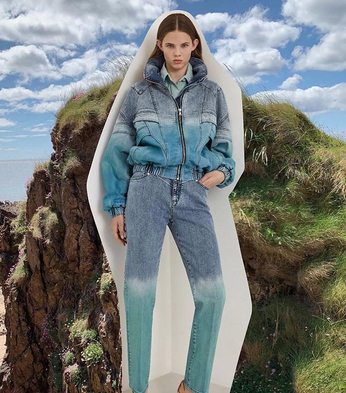jeans biodegradável stella mccartney 3