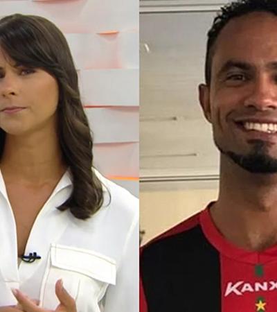 Âncora do 'JN' cita feminicídio e critica fãs em fala contra contratação do goleiro Bruno