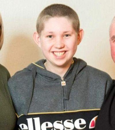 Casal começa 2020 com prêmio da loteria e filho livre do câncer
