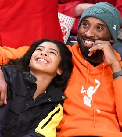 Kobe Bryant e Gigi estiveram em igreja e tomaram hóstia antes de voo