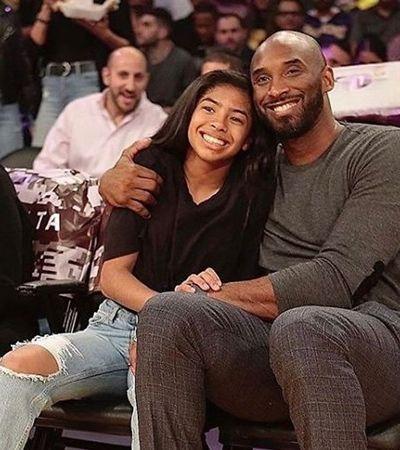 Fotos reforçam afeto que construiu relação entre Kobe Bryant e a filha Gigi