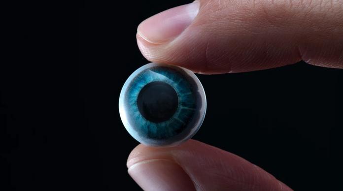 lente de contato realidade aumantada 6