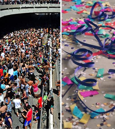 Planilha reúne 29 dias de programação de Carnaval de rua de 6 cidades com filtros e classificações