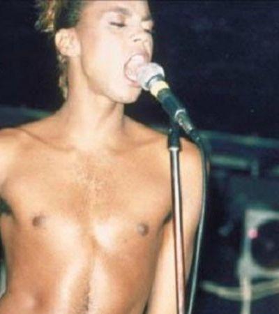 RuPaul já foi vocalista de banda punk e se inspirava no Blondie