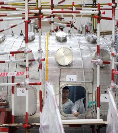 'Sol artificial' deve replicar fusão nuclear que originou estrela