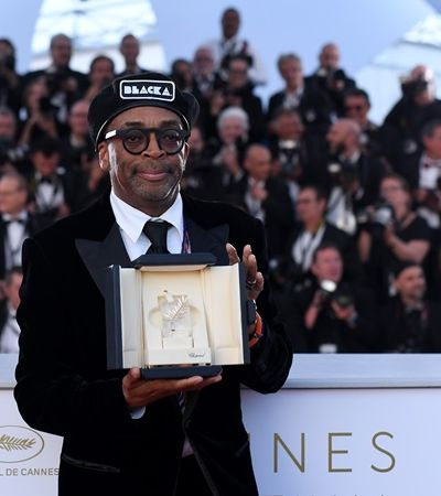 Spike Lee, vencedor do 'Oscar', será primeiro negro a presidir júri de 'Cannes'