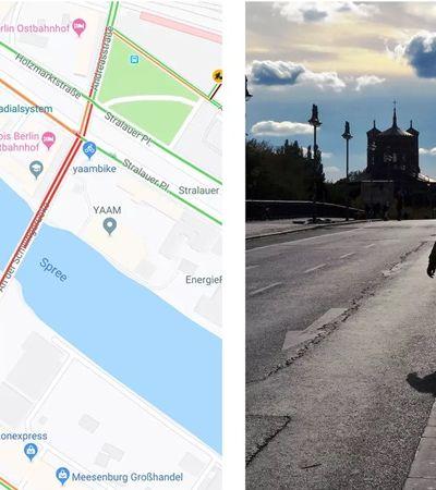 Criador de engarrafamento que bugou Google Maps teve menos trabalho do que você imagina