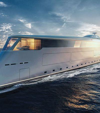 Fake news: Bill Gates não comprou primeiro iate movido a hidrogênio do mundo – e o barco ainda é só um projeto