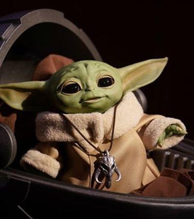 Disney anuncia início de vendas do boneco do Baby Yoda; veja vídeo