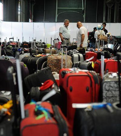 Aéreas estão cobrando pelo embarque de bagagem de mão