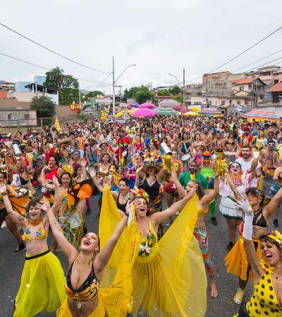 Belo Horizonte prova que está sim entre os melhores destinos do Carnaval