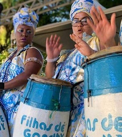 Blocos comandados por mulheres invertem lógica machista e racista do Carnaval da Bahia