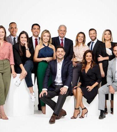 Parcialidade racial: time da CNN Brasil gera debate sobre diversidade e presença de negros na mídia