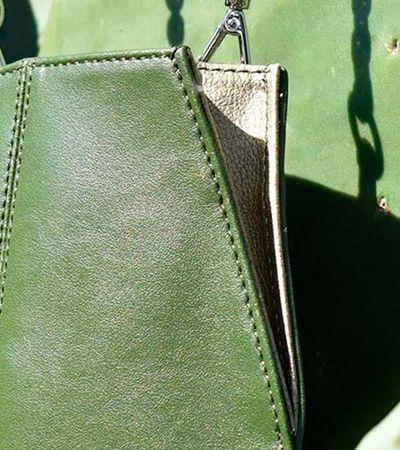 Pele vegetal de cacto e algodão é alternativa sustentável ao couro