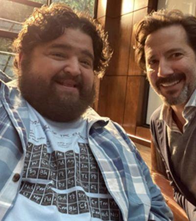 'Hugo' e 'Desmond' de 'Lost' se encontram 10 anos após fim de seriado