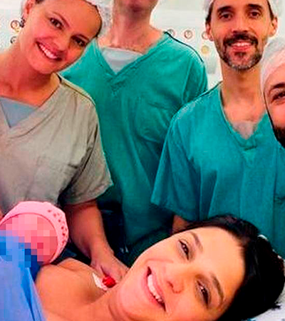 Mãe de Isabella Nardoni celebra nascimento da filha