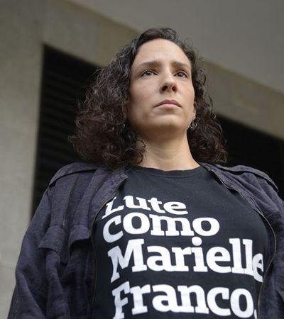 Namorando, Mônica, viúva de Marielle, critica interesse em vida pessoal e não no crime que matou vereadora