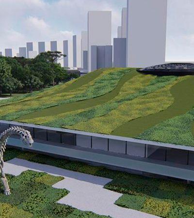 Curitiba pode ganhar Museu de História Natural ligado ao Jardim Botânico