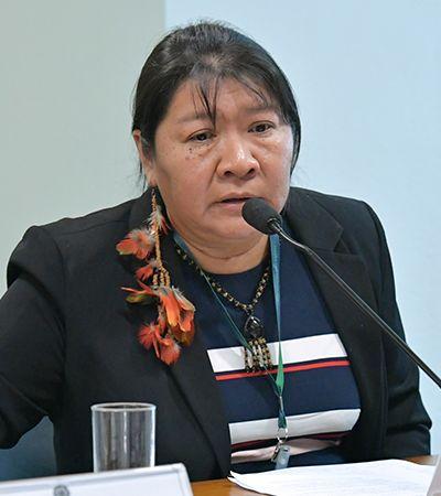 Deputada Joênia Wapichana cria PL para reverter dinheiro de multas ambientais aos povos indígenas