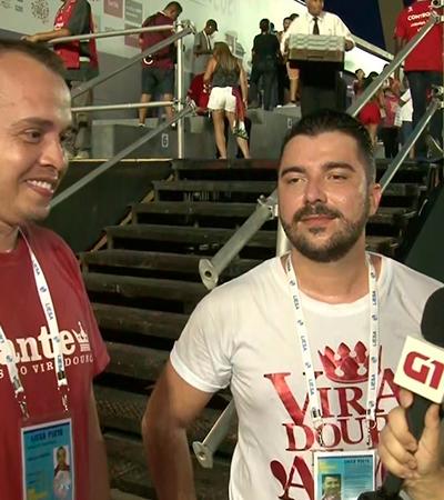 Carnavalescos da campeã Viradouro são casados há 4 anos