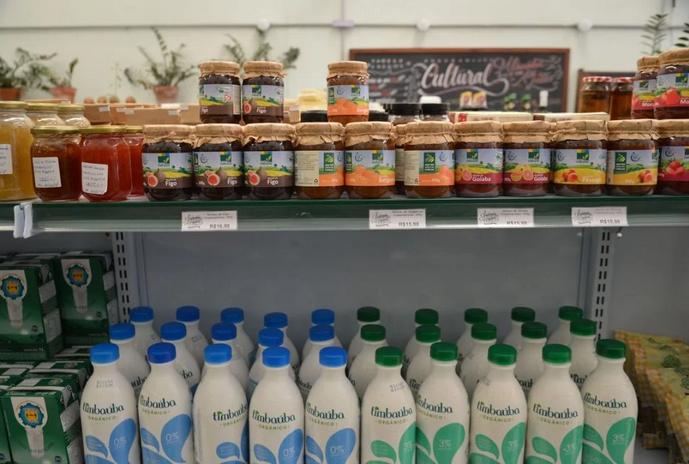 aumento mercado orgânico brasil 5