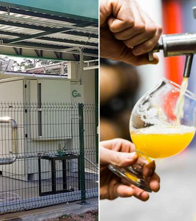 Esta startup descobriu como aproveitar o biogás gerado na produção de cerveja