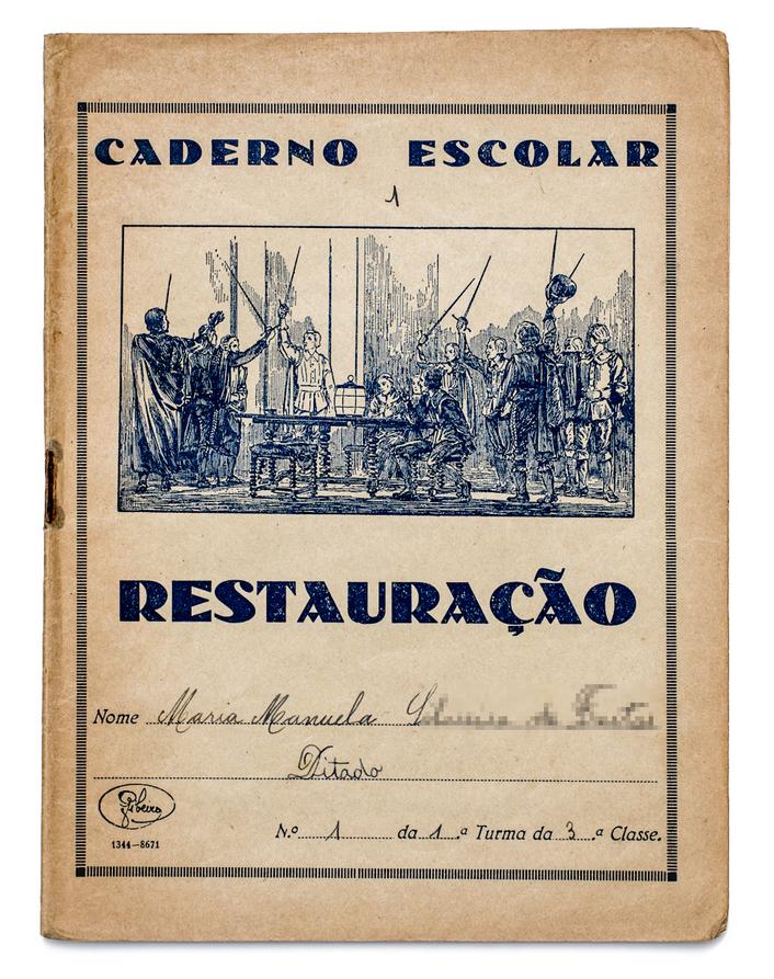 caderno portugal