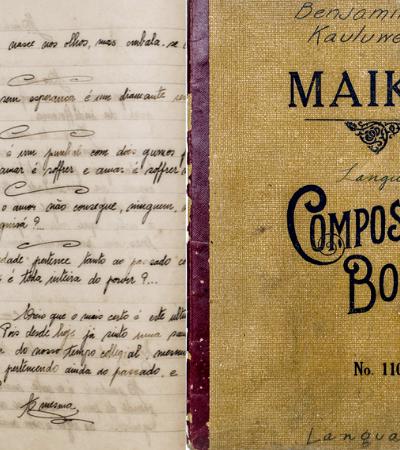 Projeto reúne cadernos escolares antigos de pessoas do mundo todo; colabore!
