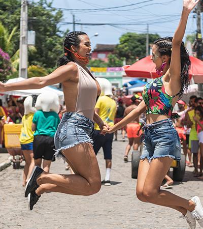 Carnaval 2021 começa cedo. Não precisa sofrer!