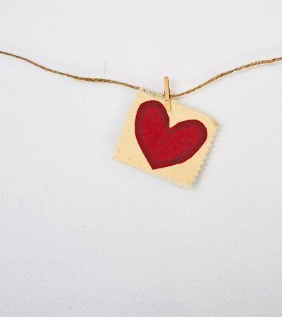 A história de como a forma de coração se tornou símbolo do amor