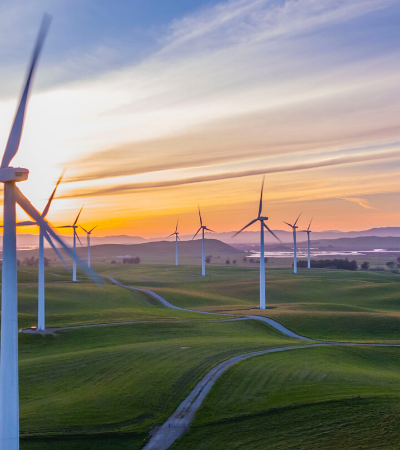 Emissões de carbono pararam de crescer no ano passado graças a fontes renováveis