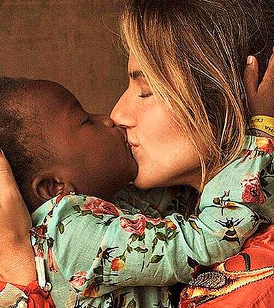 Titi previu chegada de irmã, diz Giovanna Ewbank: 'Mamãe, estou preparada'