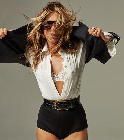 Revista publica ensaio para celebrar os 51 anos de Jennifer Aniston e viraliza