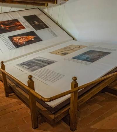 Pequena vila na Hungria abriga o maior livro artesanal do mundo