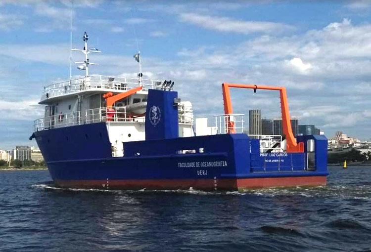 navio oceanográfico brasil 2