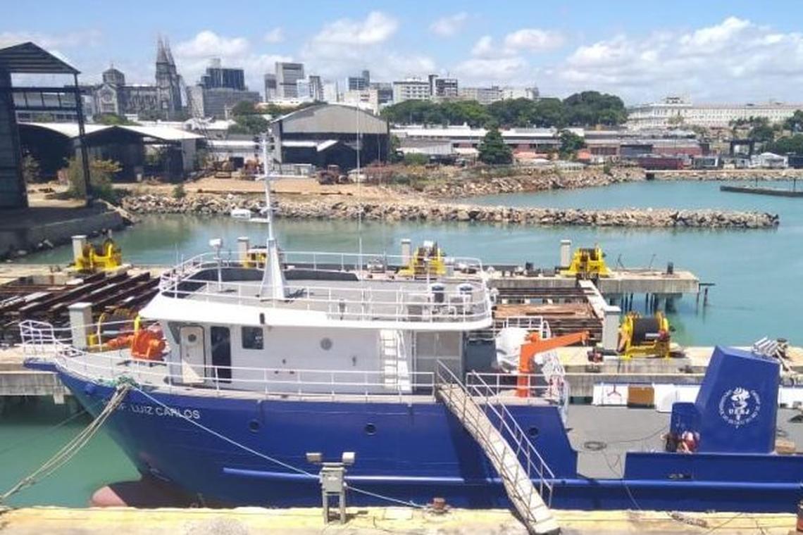navio oceanográfico brasil 3