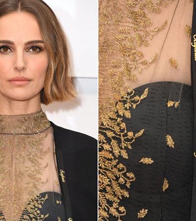 Quem são as mulheres no vestido de Natalie Portman e porque elas deveriam estar no 'Oscar'