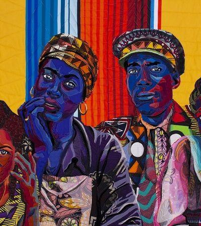 Artista homenageia homens e mulheres negros cujas histórias foram apagadas