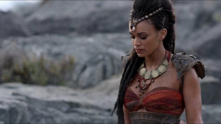 série africana queen sono 3