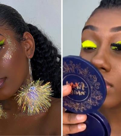 Temos o melhor tutorial de maquiagem para o Carnaval 2020