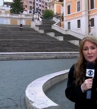 Ilze Scamparini conta como é viver na Itália afetada por coronavírus