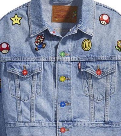 Mario Bros é tema de nova coleção de roupas; tem moletom e macacão