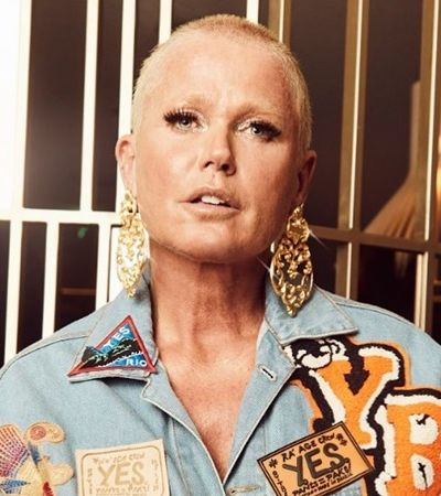 Xuxa faz desabafo sincero sobre afeto na era do coronavírus